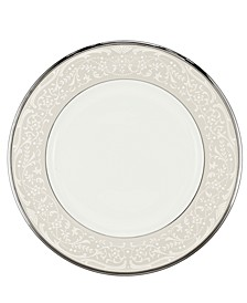 """Silver Palace"" Dinner Plate"