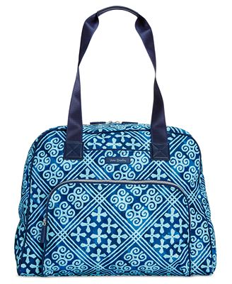 Vera Bradley Lighten Up Go Anywhere Carry-On
