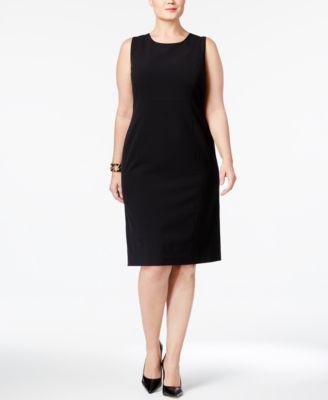 Sheath Plus Size Dresses - Macy's