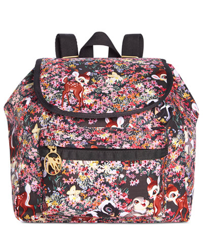 LeSportsac Small Bambi Collection Small Edie Backpack