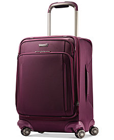 "CLOSEOUT! Samsonite Silhouette XV 21"" Carry On Spinner Suitcase"