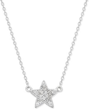 Diamond Star Pendant...
