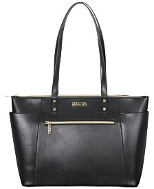 "Kenneth Cole Reaction Faux Leather 15.0"" Computer Tote"