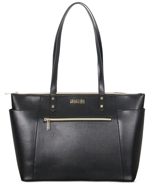 Faux Leather 15 0 Computer Tote