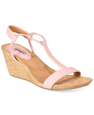 style co mulan wedge sandals only at macy s sandals