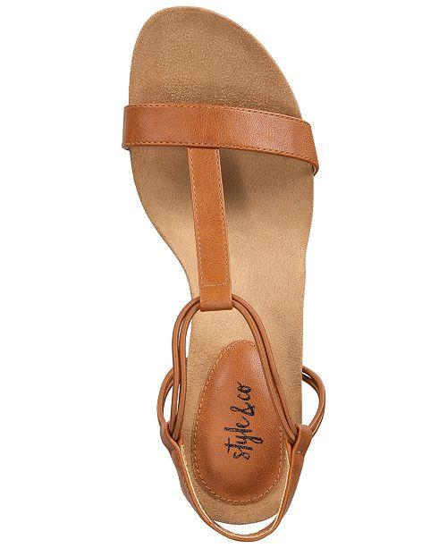 689d70ff1e00a ... Style   Co Mulan Wedge Sandals
