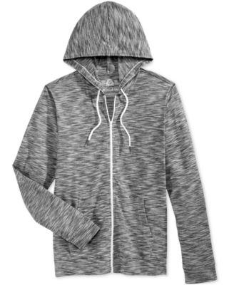 Men's Space Dye Hoodie, Created for Macy's