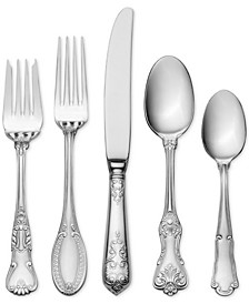 Luxe 20-Piece Flatware Set, Service for 4