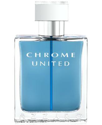 Men's CHROME UNITED Eau de Toilette Spray, 1.7 oz