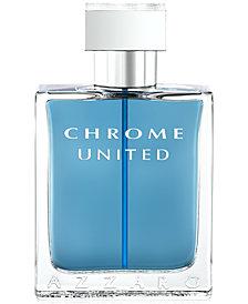Azzaro Men's CHROME UNITED Eau de Toilette Spray, 1.7 oz