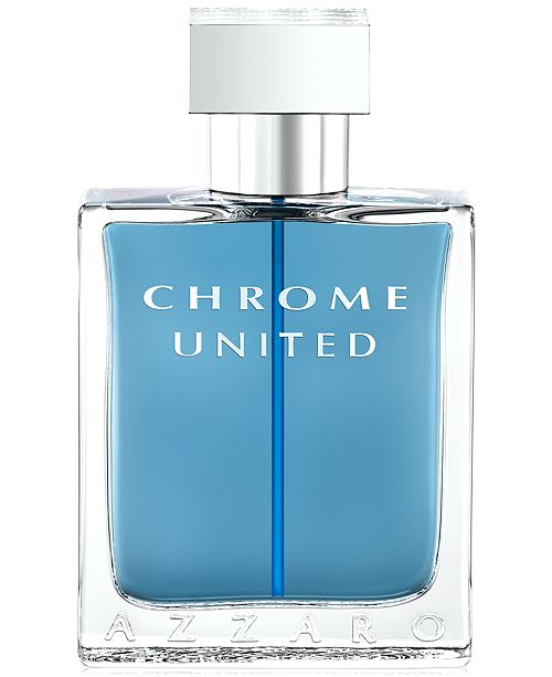 Azzaro Men's CHROME UNITED Eau de Toilette Spray, 1.7 oz