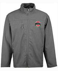 J America Men's Ohio State Buckeyes Peak Jacket