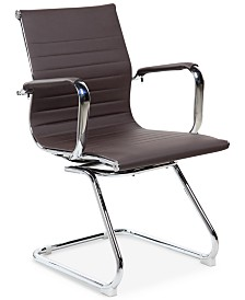 Ardon Modern Visitor Office Chair, Quick Ship