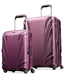 CLOSEOUT Samsonite Silhouette XV Hardside Expandable Spinner Luggage