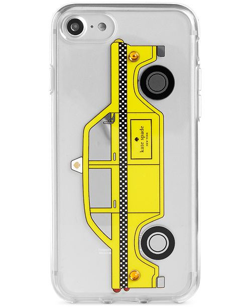 new arrival 7da1c 1f5d8 kate spade new york Jeweled Taxi iPhone 7 Case & Reviews ...