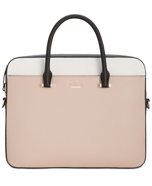 kate spade new york 13-Inch Saffiano Laptop Bag