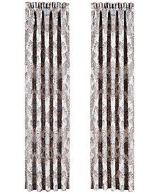 "J Queen New York Jordyn Olivia 84"" x 100"" Pair of Window Panels"