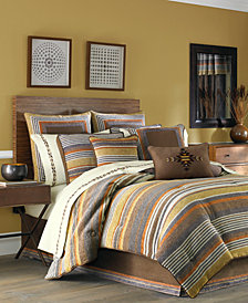 J Queen New York Montaneros King 4-Pc. Comforter Set