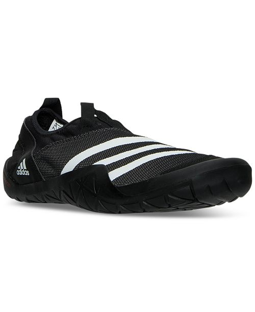 ... adidas Men s Terrex ClimaCool Jawpaw Slip-On Outdoor Sneakers from  Finish ... 8ed74d3e8
