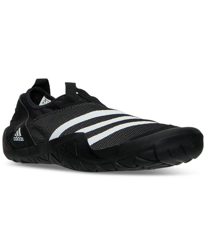 adidas Men's Terrex ClimaCool Jawpaw Slip-On Outdoor Sneakers from ...