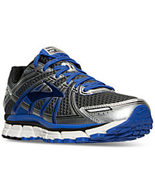 Brooks Men's Adrenaline 17 Running Sneakers from Finish Line