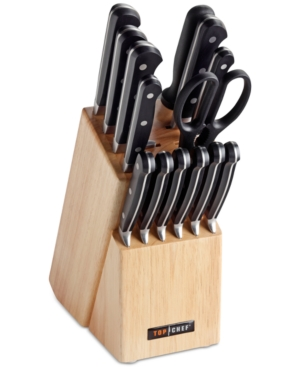 Top Chef Premier 15-Pc. Cutlery Set