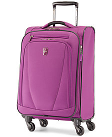 "Atlantic Infinity Lite 3 21"" Expandable Spinner Suitcase, Created for Macy's"