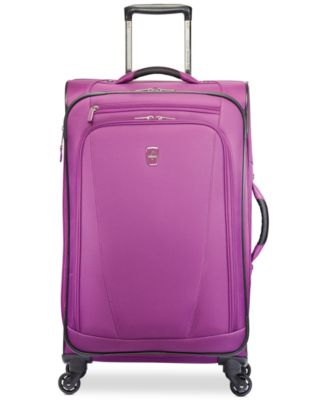 "Infinity Lite 3 25"" Expandable Spinner Suitcase, Created for Macy's"