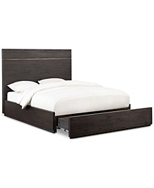 Cambridge Storage King Platform Bed,, Created for Macy's