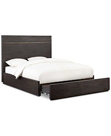 Cambridge Storage California King Platform Bed, Created for Macy's