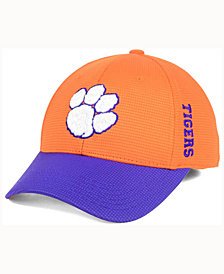 Top of the World Clemson Tigers Booster 2Tone Flex Cap