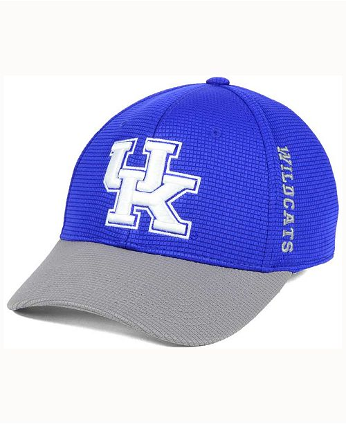 Top of the World Kentucky Wildcats Booster 2Tone Flex Cap