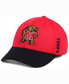 Top of the World Maryland Terrapins Booster 2Tone Flex Cap