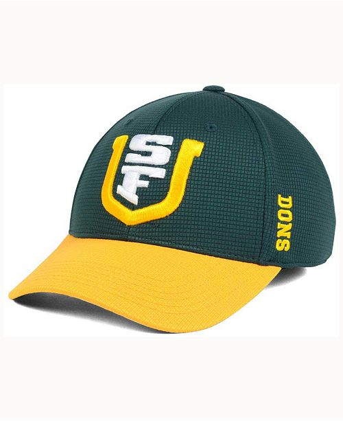 Top of the World University of San Francisco Dons Booster 2Tone Flex Cap