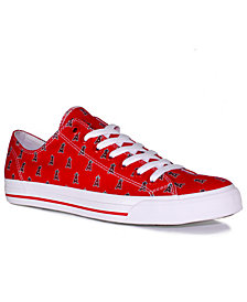 Row One Los Angeles Angels of Anaheim Victory Sneakers