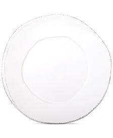 Vietri Lastra Collection European Dinner Plate