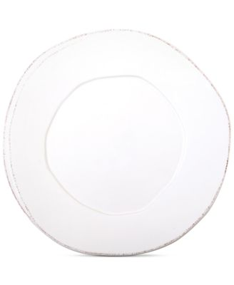 Vietri Lastra Collection European Dinner Plate  sc 1 st  Macy\u0027s & Vietri Lastra Collection European Dinner Plate - Fine China - Macy\u0027s