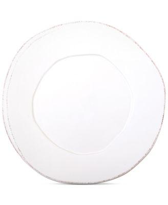 Vietri Lastra Collection European Dinner Plate  sc 1 st  Macy\u0027s & Vietri Lastra Collection European Dinner Plate - Fine China - Macy\u0027s