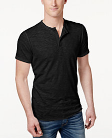 American Rag Men's Henley T-Shirt, Created for Macy's