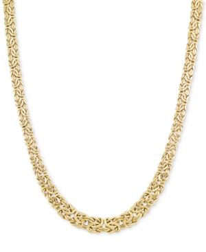 Graduated Byzantine Necklace...