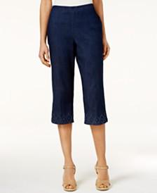 Petite Pants & Capris - Macy's