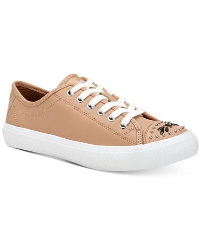 COACH Elle Lace-Up Sneakers
