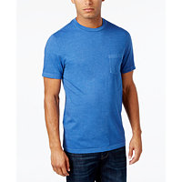 Club Room Mens Heathered T-Shirt