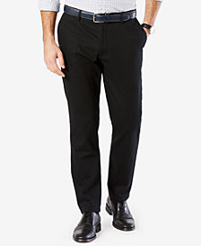 Dockers Men's Clean Athletic Fit Khaki Stretch Pants