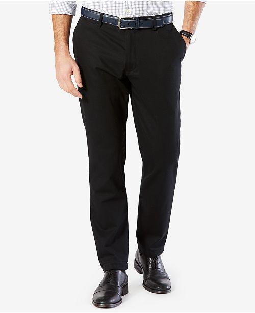 83a44b3022db Dockers Men s Clean Athletic Fit Khaki Stretch Pants   Reviews ...