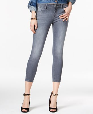 DL 1961 Florence Cropped Craft Wash Skinny Jeans