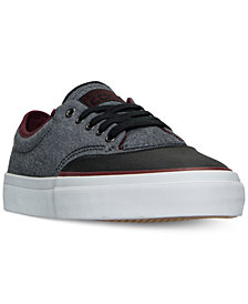 Converse Men's Chuck Taylor All Star Crimson Casual Sneakers from Finish Line