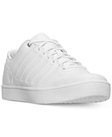 K-Swiss Men's Court Westan Casual Sneakers from Finish Line