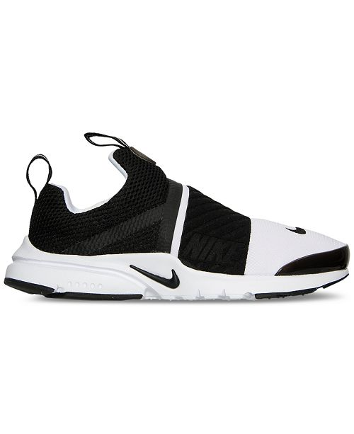 dd22ef926ded ... Nike Big Boys  Presto Extreme Running Sneakers from Finish Line ...