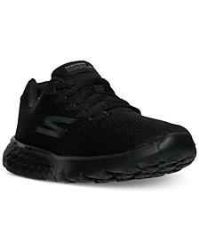 Skechers Women's GOrun 400 - Sole Wide Walking Sneakers from Finish Line